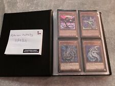 More details for yugioh cyber dragon revolution structure deck 1st edition cards in binder