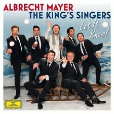 Albrecht/The King 's Singers Mayer-Let It Snow CD NUOVO Various