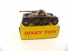 Dinky Toys F n° 80A Engin blindé reconnaissance Panhard armoured car en boîte