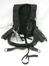 OMS IQ LITE CB Harness w/ Cummerbund and 6lb Vertical Weight Pockets, XL