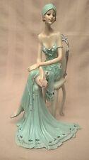 JULIANA BROADWAY BELLES ART DECO PRETTY LADY FIGURE OR MODEL GEORGINA 58379