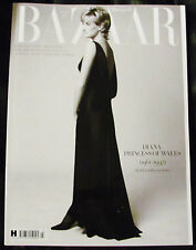 HARPERS BAZAAR PRINCESS DIANA EXCLUSIVE COVER LIMITED COLLECTORS EDITION 2017