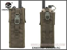 EMERSON Tactical Radio Pouch - Foliage Green