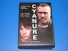 Cyanure (DVD, 2013, Canadian French)  Alex Etzlinger, Roy Dupuis, Timoteo