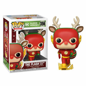 DC Super Heroes Pop! Vinyl Figure - The Flash Holiday Dash *BRAND NEW*