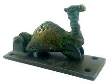 Türklopfer … Dromedar Kamel … Messing … Indien … Antik-Stil vintage … 10cm 360g