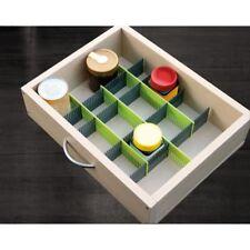 PURVARIO Stauleisten für Schubladen Camping Caravan Küche Modul NEU 8er Set