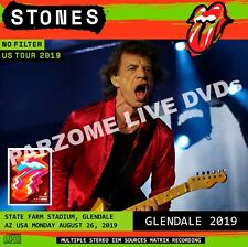 The Rolling Stones Glendale 2019 2 CD set
