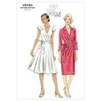 Vogue Sewing Pattern V8784 Women's Dress