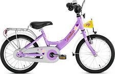 Kinderfahrrad Puky 4224 ZL 16 Fahrrad Flieder 16 Zoll Jugendfahrrad Kinderrad