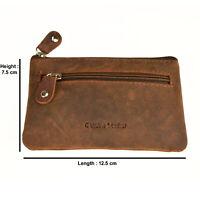Genuine Full Grain leather Coin purse