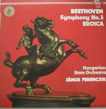 JANOS FERENCSIK - HUNGARIAN STATE ORCHESTRA - BEETHOVEN - LP