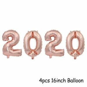 Wine Bottle Black Gold Happy New Year Foil Helium Air Balloon For New Year 2020