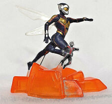 Disney Store WASP & ANT-MAN FIGURINE Cake TOPPER AVENGERS Marvel Toy NEW