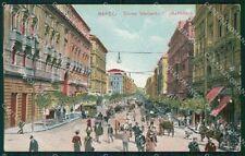 Napoli Città Corso Umberto cartolina VK1054
