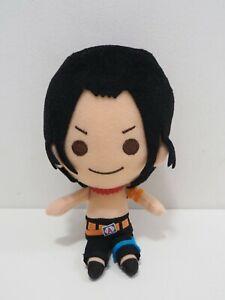 Fire Fist Portgas D. Ace One Piece Lottery Prize Banpresto 2012 Plush Doll Japan