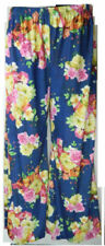 Wide Leg Flower Pants for Women