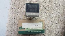 RKC Instrument REX-C1-FPC-V*2CH Temperature Controller