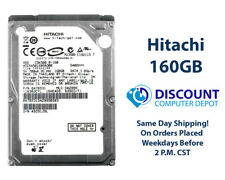 "160GB 2.5"" HDD Notebook / Laptop Hard Drive Internal SATA Hitachi Brand"
