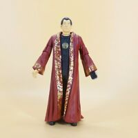 "Doctor Dr Who THE NARRATOR action figure old 5.5"" loose"
