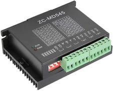 Zc Md545 Stepping Motor Driver Low Noise Stable Stepper Controller Board 5a Dc