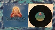 """Music From Dreamland Records PROMO 10""""  Nervous Rex / Spider / Shandi / Penfield"""