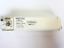 Slimline Ballast / Chokes for Fluorescent Lamps & Sunbed Tubes 100 Watt 240v
