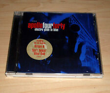 CD Album - Apollo Four Fourty - Electro Glide in Blue