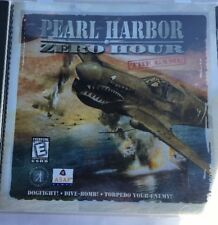 Pearl Harbor Zero Hour The Game PC CD-ROM ASAP Simon&S 2001 for Windows 95/98/Me