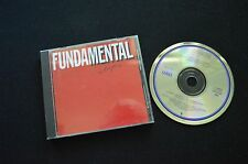 MENTAL AS ANYTHING FUNDAMENTAL ULTRA RARE JAPANESE EXPORT CD!