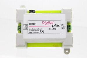 H0 Lenz LK 100 Kehrschleifenmodul digital /J60