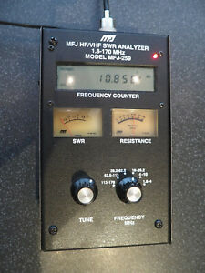 MFJ-259 HF / VHF ANTENNA ANALYSER