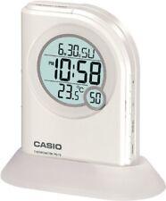 Casio Multi Function Digital Thermometer Table Alarm Clock Pq-75-1df