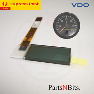 VDO KENWORTH SPEEDO TACHOURMETER NEW LCD DISPLAY FIX YOUR OWN KEEP ODO READING