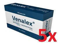 Venalex 500- 60 compresse di Diosmina 450 mg ed Esperidina 50 mg