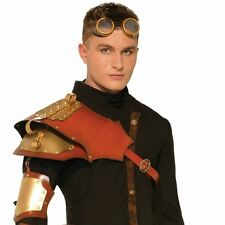 Male Steampunk Shoulder Armor Cosplay Viking Game of Thrones fnt