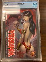 Vampirella #5 Ryan Kincaid & Comics Elite Limited Edition Variant CBCS 9.4