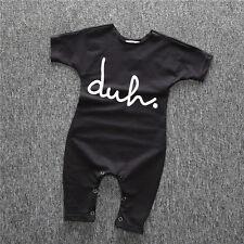 Bebitos Niño y Niña Bebé Traje una pieza Body Body Algodón Conjunto
