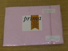 BNIP - 2 x Pink Standard Pillow Cases By Prima (Lot 2 of 4)