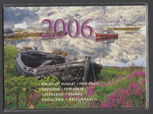 Greenland Official Sealed Year Pack 2006