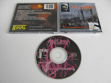 HELLWITCH Terraasymmetry CD 1993 RARE OOP THRASH/DEATH ORIG. 1st PRESS LETHAL!!!