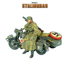 First Legion: GERSTAL041 German BMW R75 Feldgendarme Motorcycle (German Vehicle)