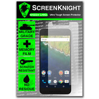 ScreenKnight Huawei Google Nexus 6P FRONT SCREEN PROTECTOR invisible shield
