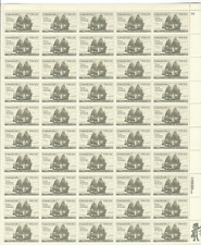 Scott #2040...20 Cent...Concord/German Immigration...Sheet of 50