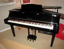 Yamaha GranTouch Disklavier Baby Grand Player Piano Model DGT2IIXG