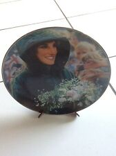 The People's Princess Diana Franklin Mint Collector Plate Htf