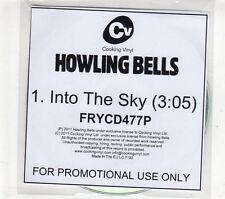 (GT60) Howling Bells, Into The Sky - 2011 DJ CD
