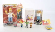 RARE Vintage Mostly New Simpsons Toys And Figurines Lot 2002-2008 V89