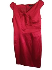 Coast Red Party Evening  dress size 16