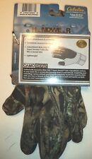 Men's Cabela's Camo Shooting CamoSKINZ Glove M/L